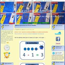 La classe d'Ameline, Picbille