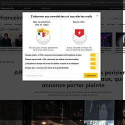 """Affiches anti-IVG sur des abribus parisiens: du """"vandalisme"""" pour JCDecaux, qui annonce porter plainte"""