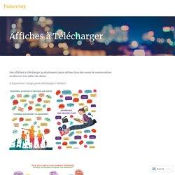 Affiches à Télécharger – FranceSay