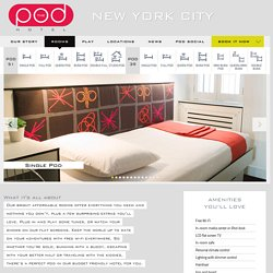 Affordable Hotels in Manhattan