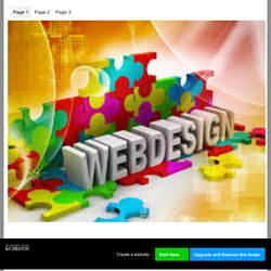 Affordable Web Design Company for Small Business in Sydney - Page 1