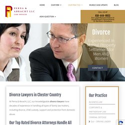 Highly Knowledgeable Divorce Lawyers in Pennsylvania