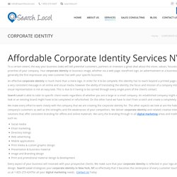 Tips for Successful Corporate Identity Branding