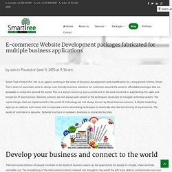 Affordable Web Design, Development & SEO Firms Australia, Ireland - Smart Tree Infotech
