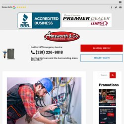 Affordable Heater Pump Repairs Dayton, TX