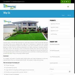 Melbourne's Affordable Synthetic Turf & Fake Grass Installation
