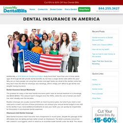 How Can I Find Affordable Dental Insurance in America?