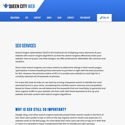 SEO Services - Affordable Search Engine Optimization Services