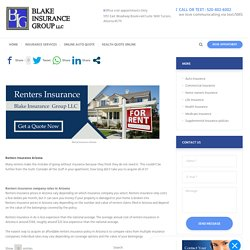 Renters Insurance Near Me