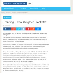 Affordable Weighted Blankets for sale Online at Best Price