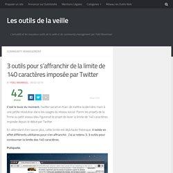 3 outils pour s'affranchir de la limite de 140 caractères imposée par Twitter