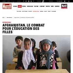 Afghanistan. Le combat pour l'éducation des filles