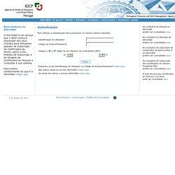 AforroNet - Sistema de Subscrições 'On-Line'