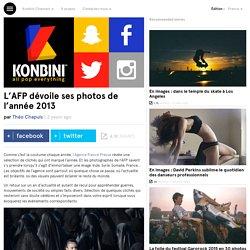 L'AFP dévoile ses photos de l'année 2013