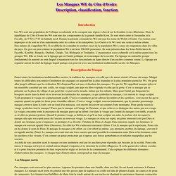 L'Africa e le sue culture - Home Page - Memorie di un sovrano