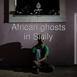 African ghosts in Sicily