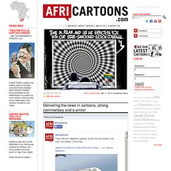 Africartoons.com | Cartoons for Africa!