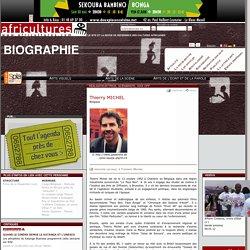 Biographie de Thierry Michel, réalisateur belge