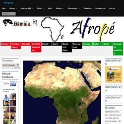 Afrikas otroliga mångfald – visste du att…
