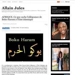AFRIQUE. Ce que cache l'allégeance de Boko Haram à l'Etat islamique