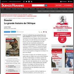 Une Afrique aux passés multiples (dossier)