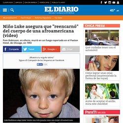 """Niño Luke asegura que """"reencarnó"""" del cuerpo de una afroamericana (video)"""