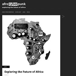 Exploring the Future of Africa