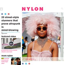 Afropunk Street Style Fest - Best Brooklyn Fashion