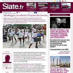 AfroReggae, la culture à l'assaut des favelas