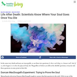 Life After Death: Scientists Know Where Your Soul Goes Once You Die