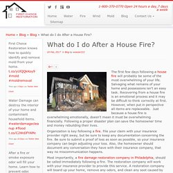Fire Damage Restoration Philadelphia, PA