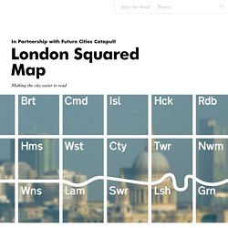 London Squared Map