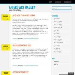After3 Art Hagley