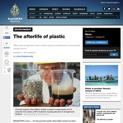 The afterlife of plastic