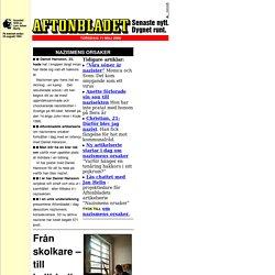 Aftonbladet artikelserie: Nazismens orsaker (2000)
