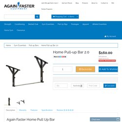 Again Faster Australia Home Pull-up Bar 2.0