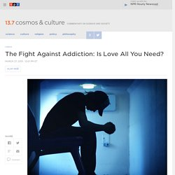The Fight Against Addiction: Is Love All You Need? : 13.7: Cosmos And Culture