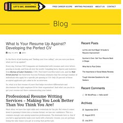 Develop the Prefect Cv with Resume Writing Companies - Let's Eat, Grandma