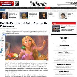 One Dad's Ill-Fated Battle Against the Princesses - Andy Hinds