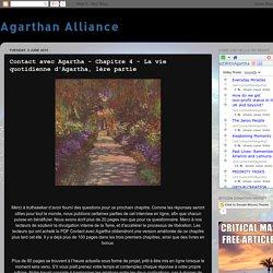 Agarthan Alliance: Contact avec Agartha - Chapitre 4 - La vie quotidienne d'Agartha, 1ère partie
