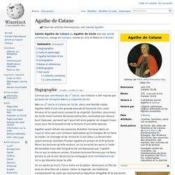 Agathe de Catane