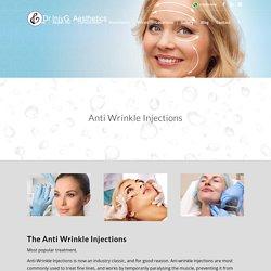 Wrinkle Treatment London