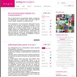 Le blog de l'agence Angie » Communication interne