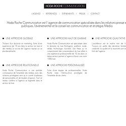 Agence de communication Hoda Roche
