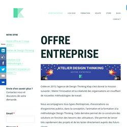 Agence de conseil en Design Thinking - France