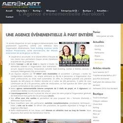 L'Agence événementielle Aerokart