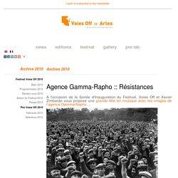Agence Gamma-Rapho