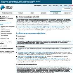 - APP - Agence pour la Protection des Programmes