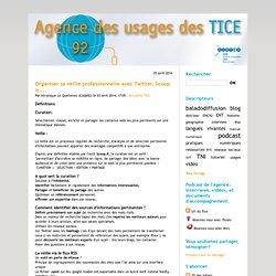 Agence des Usages des TICE 92