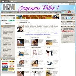 Agencement et pose - machine et matériel de chantier